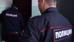 «SOS, ломают дверь!»: Мать владельца арсенала вХимози бросила клич опомощи