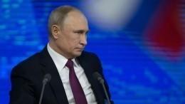 Путин рассказал, как глобальное потепление скажется наРоссии