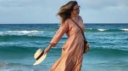Ника Белоцерковская вдрызг разругалась сСобчак из-за «голых» фото звезд40+