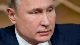 Владимир Путин заявил, что Россия небоится инфляции