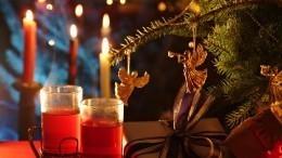 Новогодние ритуалы: Мандарин сосвечами ибумага— советы отАлены Никольской