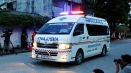 Один человек погиб входе столкновения катера ияхты вТаиланде