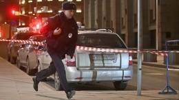 Стрелял плохо: Знакомый устроившего стрельбу вМоскве оего результате всоревнованиях