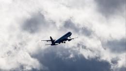 Airbus A321 экстренно сел вСургуте из-за отказа двигателя