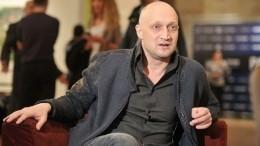 Гоша Куценко вышел всвет сАнной Чапман