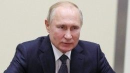 Путин поздравил сотрудников органов безопасности спрофессиональным праздником