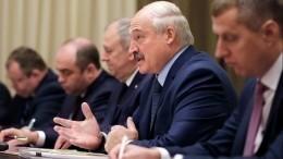 «Покажите человека»: Лукашенко потерял члена своей делегации навстрече сПутиным