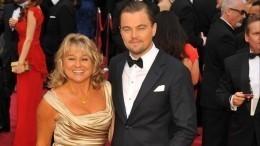 Мама ДиКаприо женит актера напокладистой подружке