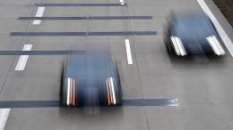 Нештрафуемый порог превышения скорости понизят до10 км/ч