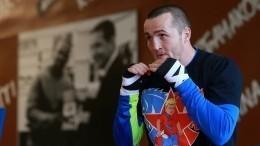 Боксер Лебедев проиграл бой ирешил завершить карьеру