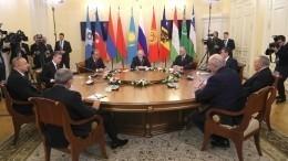 ЕАЭС— яркий пример сотрудничества напостсоветском пространстве
