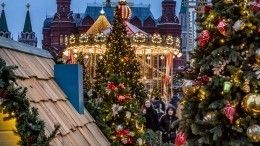 Россияне назвали ТОП-3 активаторов новогоднего настроения