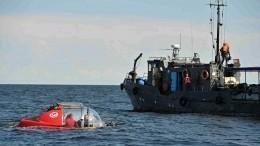 Перед погружением Путина вбатискафе вФинском заливе было обезврежено минное поле