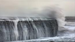 Восемь человек погибли вИспании иПортугалии из-за урагана Эльза