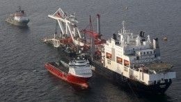 Компания Allseas вывела все суда иззоны строительства «Северного потока— 2»