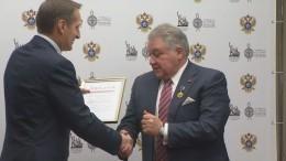 Президент «Курчатовского института» Михаил Ковальчук получил премию СВР
