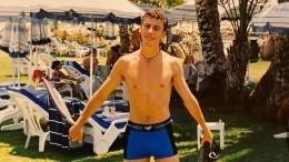 Максим Галкин показал себя вюности нафото: «22 килограмма назад»