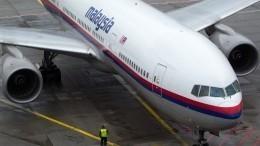 Россия готова предоставить Нидерландам данные покрушению самолета рейса MH17