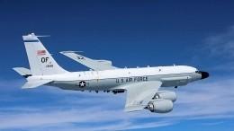 Военные самолеты США провели многочасовую разведку узападных границ России