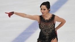 Олимпийская чемпионка Елизавета Туктамышева разбила нос перед чемпионатом России