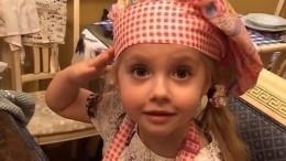 Красная икра ложками ишашлык назавтрак: дети Пугачевой иГалкина олюбимой еде