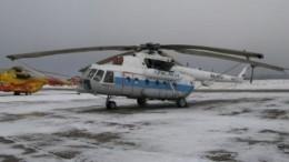 Что известно осостоянии пострадавших при опрокидывании Ми-8 под Красноярском