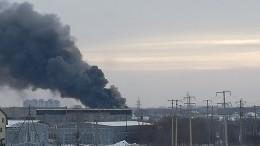 Пожар произошел вспортзале исправительного учреждения вТюмени