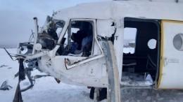 Число пострадавших при аварийной посадке Ми-8 возросло до15 человек