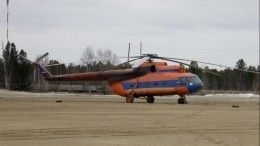 Вертолет Ми-8 совершил жесткую посадку вНенецком автономном округе