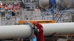 МИД РФосанкциях США по«Северному потоку— 2»: «Ответ будет найден»