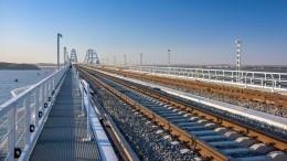 ВКрыму готовятся встретить поезд «Москва— Симферополь»