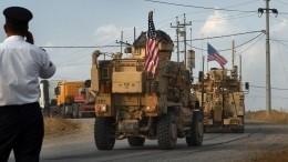 США обвинили вворовстве сирийской нефти