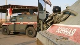Военная полиция РФзакрепилась набывшей базе США вСирии