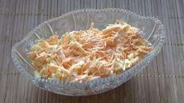 Вкусное украшение праздничного стола: самый быстрый салат наНовый год