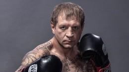 «Готовь перчатки, Рамзан!»: Александр Емельяненко принял вызов Кадырова набой