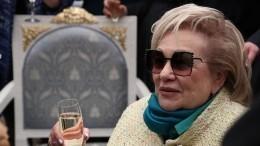 Актер Олешко окончине Волчек: «Ееталант еще долго будет согревать зрителей»