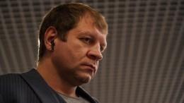 «Думаю, сРамзаном будет интереснее, чем сКокляевым»: Емельяненко оготовящемся бое сКадыровым