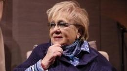 «Великая, родная, близкая»: Пугачева скорбит осмерти Волчек