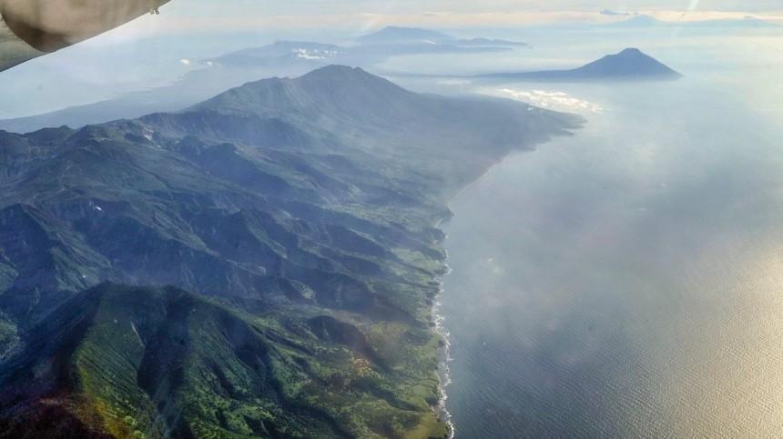 Приветствие россиян расстроило японскую туристку наострове Итуруп