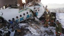 Путин выразил соболезнования Токаеву всвязи савиакатастрофой
