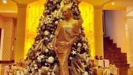 Волочкова раскрыла заветное новогоднее желание, которое исполнилось