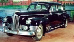 ВМоскве похищен лимузин Сталина— легендарный ЗИС-115