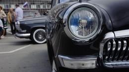 Лимузин Сталина спустя менее чем сутки после похищения найден вМоскве