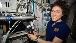 Астронавт НАСА побила рекорд подлительности космического полета среди женщин