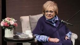 Прощание схудруком театра «Современник» Галиной Волчек проходит вМоскве