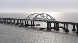 «Счастливы зарезультат»: Путин рассказал, почему Крымский мост способен простоять века