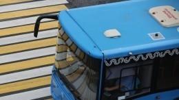 Автобус, ехавший изПетербурга вМинск, опрокинулся вПсковской области