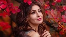 «Свободная» грудь: Анастасия Макеева поддалась модному веянию