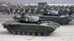 Британцы признали российский Т-14 совершенным танком