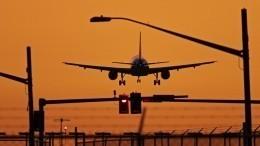 Пассажирский самолет экстренно сел вЕкатеринбурге